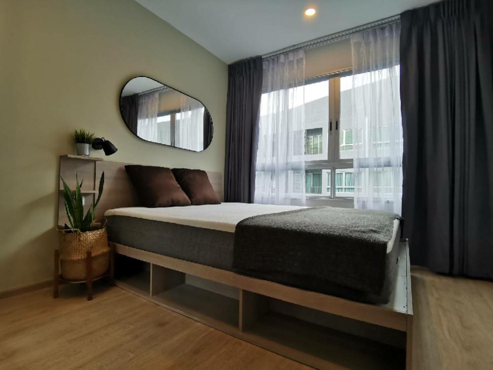 For RentCondoKasetsart, Ratchayothin : Elio Del Moss  2Bedroom for rent near Kasetsart University(New)(Fully Furnished)