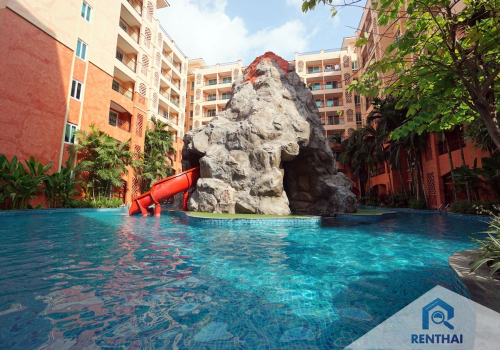 For SaleCondoChonburi, Pattaya, Bangsa : Pattaya condo near the sea, hand room 1, the difference is almost a million from 2.695 million ✨✨ to 1.95 million baht ✨✨