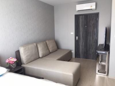 เช่าคอนโดอ่อนนุช อุดมสุข : Elio Del Nest Udomsuk Fully Furnished Ready to move in