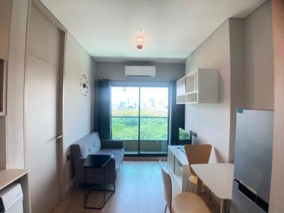 For RentCondoRama9, RCA, Petchaburi : CONDO FOR RENT !!! LPN Suite Makkasan Phetchaburi 1 bedroom 12Af, 27sqm (full commission)