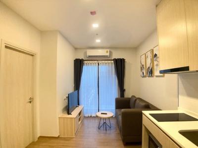เช่าคอนโดรามคำแหง หัวหมาก : CONDO FOR RENT!!! Metris Rama 9 1Bedroom 35Sq.m (Full Commission)