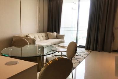 ขายคอนโดนานา : SALE ขายดาวน์ Q Sukhumvit (คิว สุขุมวิท) ติด BTS sky train NANA___2bedrooms ชั้น 1x floor 32.45MB ___2bedrooms CBD SUPER LUXURY CLASS sukhumvit condominium