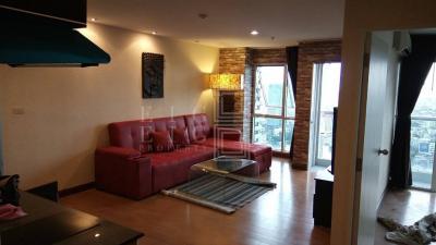 เช่าคอนโดสีลม ศาลาแดง บางรัก : For Rent Silom Suite (50 sqm.)
