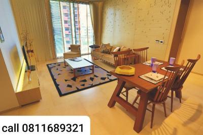 ขายคอนโดสีลม ศาลาแดง บางรัก : Sale Saladeang Residence 2Bed 2Bath Size 92.61Sqm price 23,500,000mb.