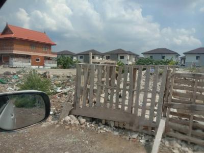 ขายที่ดินอ่อนนุช อุดมสุข : ขายที่ดินเปล่า ด่วน!!!  ซ.อ่อนนุช 70/1 แยก2-17-3 เนิ้อที่ 266 ตร.ว. ใกล้ ถ.พัฒนาการตัดใหม่ หลังหมู่บ้าน The City เขตประเวศ