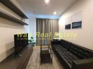 For RentCondoSathorn, Narathiwat : Condo for rent, Supalai Lite Ratchada, Narathiwat, Sathon, size 50 sq m, 12A floor, fully furnished.