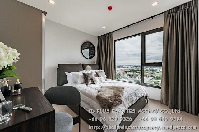 เช่าคอนโดอ่อนนุช อุดมสุข : Life Sukhumvit 62 Condo for rent : 1 bedroom 30 sqm. On 23rd floor River View.With nice decorated and fully furnished and electrical appliances. Just 200 m. to BTS Bangchak , 500 m. to up and down point Chalerm Maha Nakh