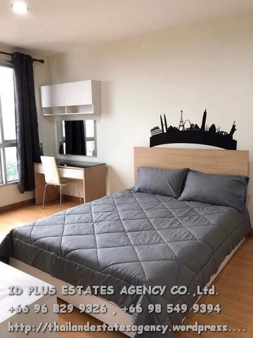 For RentCondoRatchadapisek, Huaikwang, Suttisan : Life @ Ratchada-Suthisan Condo for rent: 2 bedrooms 1 bathroom 56 sqm. 9th floor.With fully furnished and electrical appliances. Just next to MRT Sutthisan. Rental only for 25,000 / m.