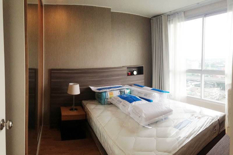 For RentCondoPattanakan, Srinakarin : A1459 ++ For rent ++ U delight Pattanakarn - Thonglor   1 bed size 35 sq m. * Airport Link Ramkhamhaeng