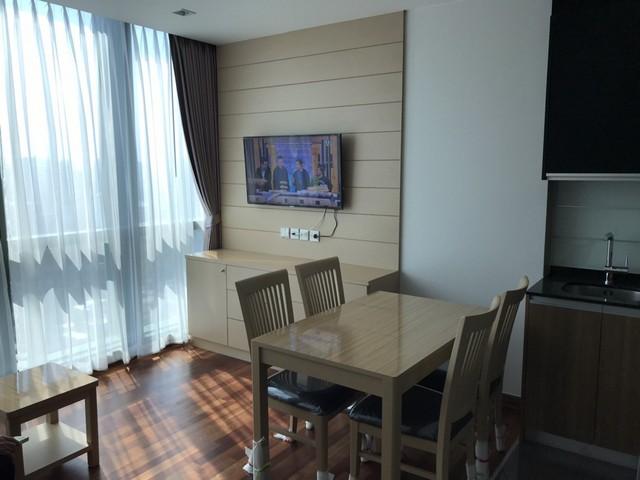 For RentCondoRatchathewi,Phayathai : AE0310 Condo for rent, Wish Signature Midtown Siam, size 47 sqm, 28th floor, near BTS Ratchathewi station.