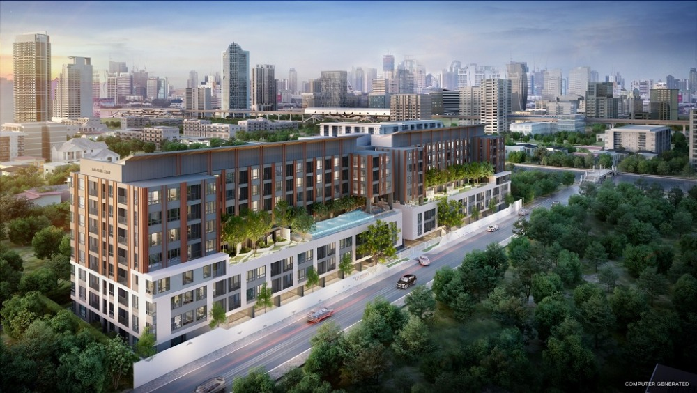 For SaleCondoSukhumvit, Asoke, Thonglor : New condo for sale, Phrom Phong location, best price