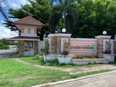 For SaleHouseRayong : Code 138 Vana Park Thap Ma, Rayong beautiful house, good condition.