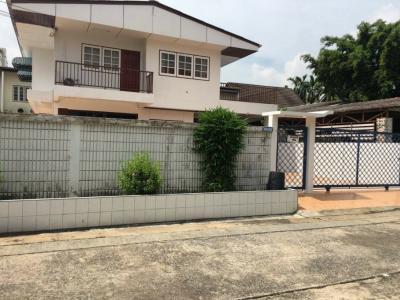 For RentHouseKaset Nawamin,Ladplakao : 2 storey detached house for rent near Major, near Kasetsart University, Lat Pla Khao Road