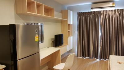 For RentCondoSukhumvit, Asoke, Thonglor : Studio 24 Sqm - 14,000 THB (Negotiable) The Nest Sukhumvit 22 Condo BTSAsoke