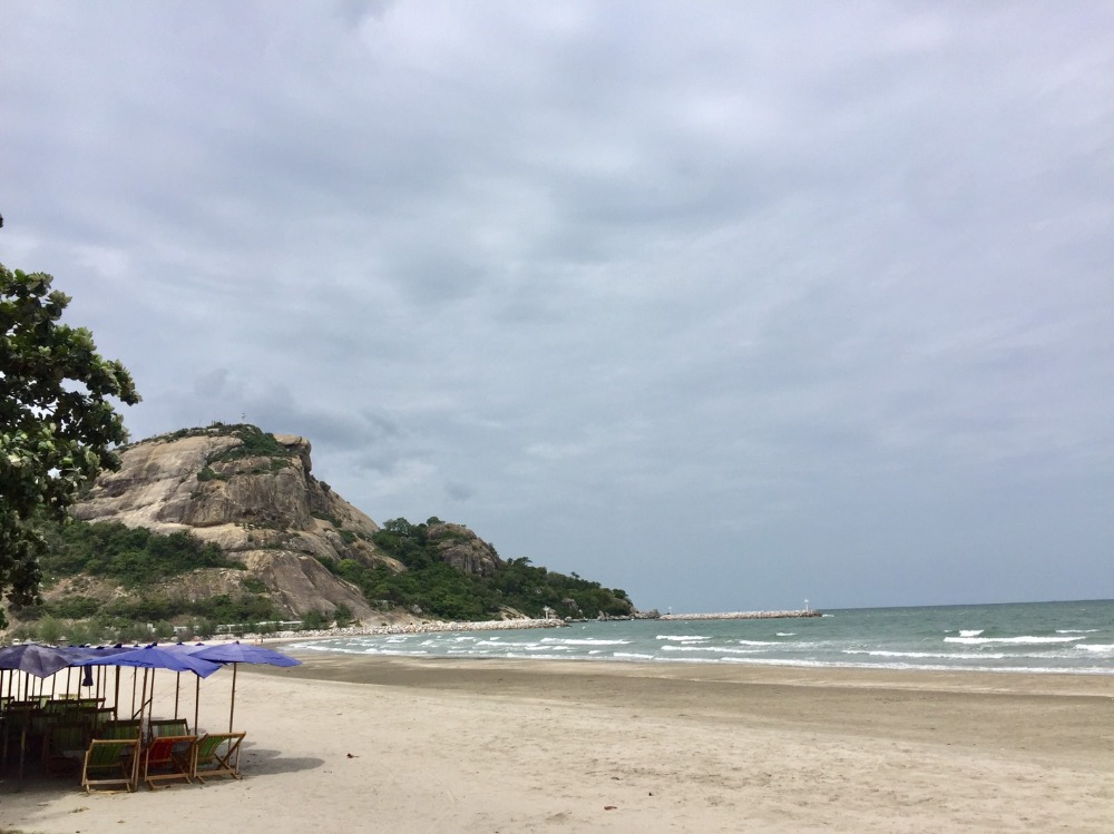 For SaleLandCha am, Hua Hin : Quick sale !!! Land on the sea, Hua Hin, Khao Takiab