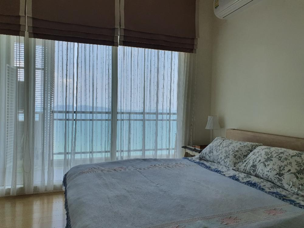For RentCondoChonburi, Pattaya, Bangsa : Sea View Condo for Rent