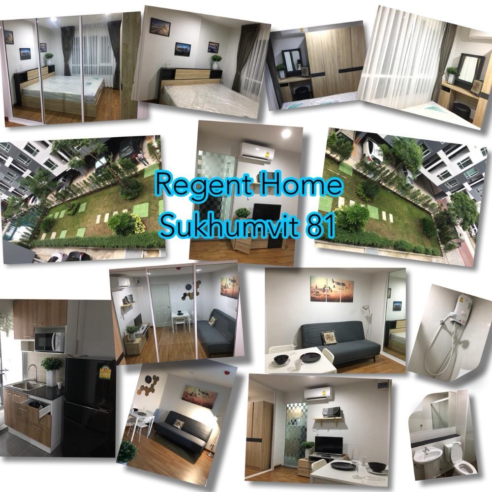 For SaleCondoOnnut, Udomsuk : 💥📌 [For Sell] Regent Home Sukhumvit 81 at price 1.8 Milion Baht