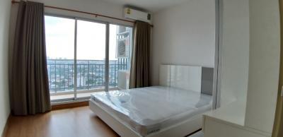 For RentCondoRattanathibet, Sanambinna : Condo for rent, Supalai Vista Tiwanon 82 sqm. 2 bedrooms, 2 bathrooms, new rooms, fully furnished