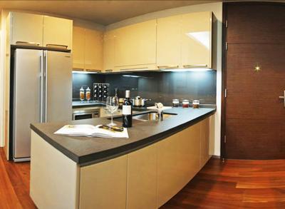 For SaleCondoSukhumvit, Asoke, Thonglor : __SPECIAL PRICE !! __ SALE Quattro by sansiri thonglor__84sqm high floor__ONLY 17.6MB__2bedrooms Quattro by Sansiri Condo Thonglor Soi 4, an attractive condo, next to villa market place Sukhumvit condominium for sale