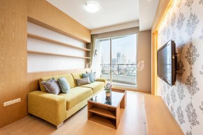For RentCondoWongwianyai, Charoennakor : +++Urgent rent++++ Supalai River Place** 2 bedrooms, 80 sq.m., high floor, fully furnished!!!