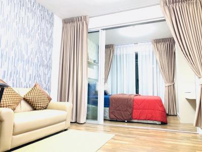 For RentCondoOnnut, Udomsuk : ห้องสวย แต่งเสร็จใหม่ รอคนแรกเป็นเจ้าของ พร้อมเข้าอยู่