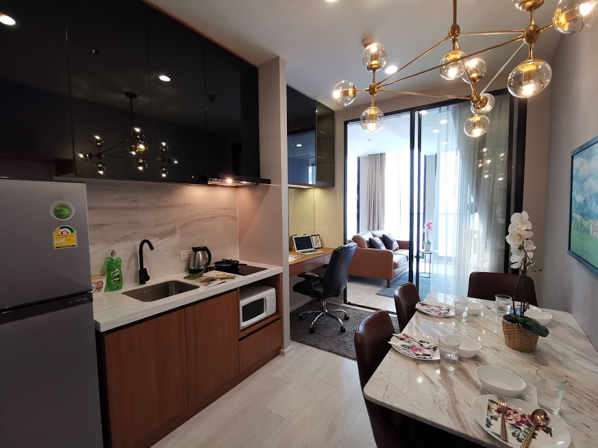 For SaleCondoWitthayu,Ploenchit  ,Langsuan : Garden view room, fully furnished, Relax on a green area of ​​over 4 rai. CD192168