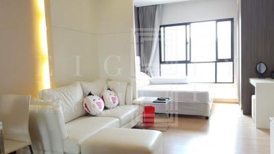 เช่าคอนโดวงเวียนใหญ่ เจริญนคร : For Rent Urbano Absolute Sathon-Taksin (30.81 sqm.)