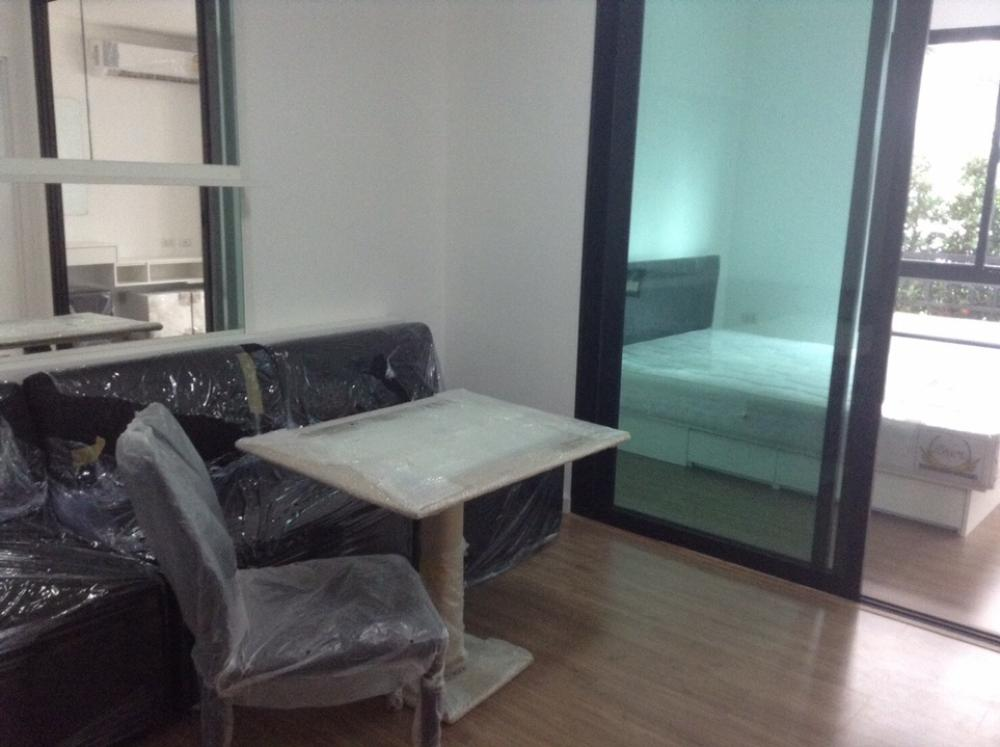 For RentCondoPhutthamonthon, Salaya : SR65-0012 ICondo Salaya 2 The Campus for rent, room details, size: 30.3 sq.m., floor: 3, room type: 1 bedroom, 1 bathroom, rental price: 7,000 baht / month, 1 month in advance, 2 months deposit, 1 year contract