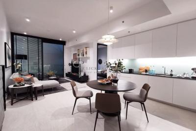 For SaleCondoSathorn, Narathiwat : ✦BEST PRICE !! Only 200k per sqm✦ For SALE 1bed @ Tait 12 - Mahanakhon view - Sale Tett 180 meters to BTS Suksa Witthaya Station | Super Luxury Condominium Silom - Sathorn area