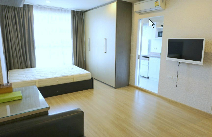 For RentCondoBang Sue, Wong Sawang : For rent Udelight2 @ Bang Sue. Fully furnished, electrical appliances, 27 sq m, 1 bedroom, 1 bath, 7,500 baht / month, negotiable price.