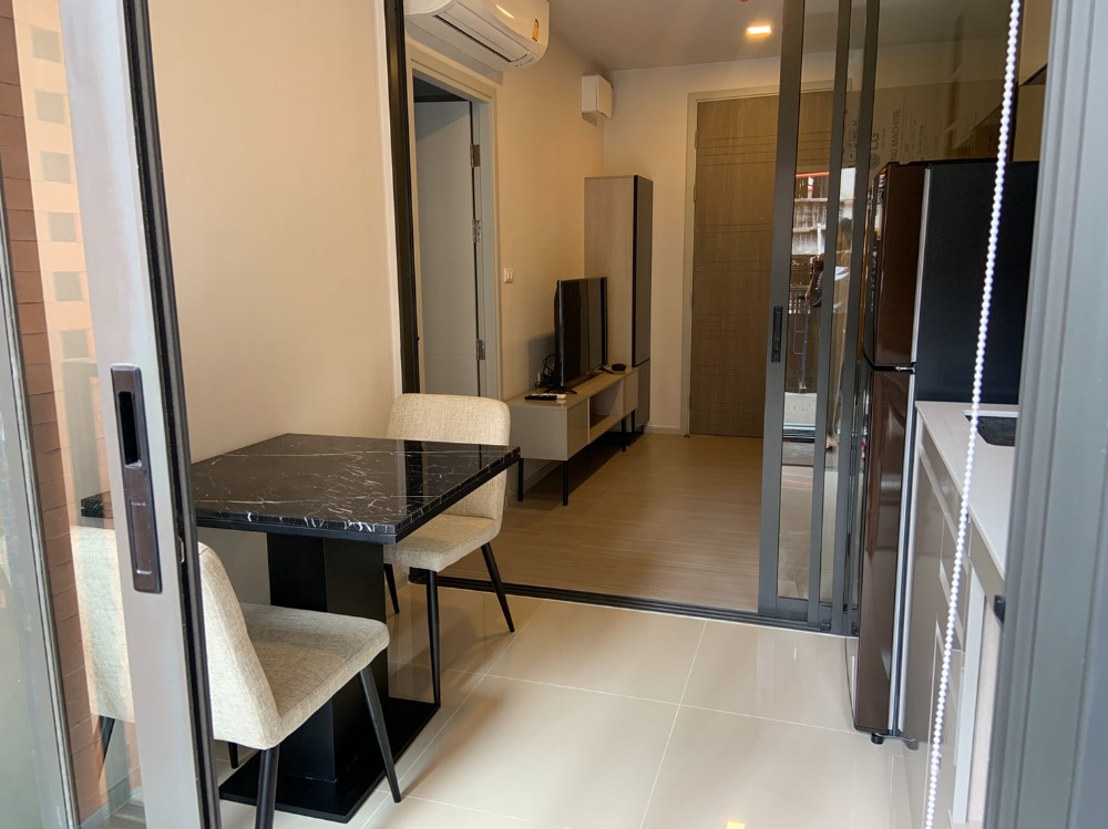 For RentCondoSukhumvit, Asoke, Thonglor : For rent Quintara Treehaus Sukhumvit 42, 1 bedroom close to BTS Ekkamai