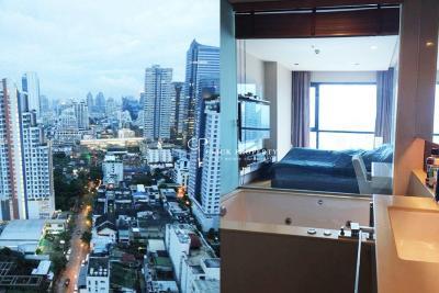 For SaleCondoSathorn, Narathiwat : | Multiple units - 1 bed 7.8 million 2 bedrooms 12.3 million - | SALE SALE The Address Sathorn (The Address Sathorn) | near BTS Chong Nonsi station CBD Silom - Sathorn condominium