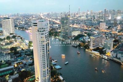 ขายคอนโดวงเวียนใหญ่ เจริญนคร : ◆ 3beds 190 - 233sqm high floor ◆ ขาย SALE The River condo ขาย เดอะ ริเวอร์ คอนโด for sale sell | เจริญนคร Bangkok Riverside Condo - Apartment คอนโดริมแม่น้ำเจ้าพระยา 650m to ICONSIAM