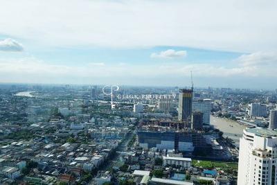 ขายคอนโดวงเวียนใหญ่ เจริญนคร : ✦ 4bedrooms - 5bedrooms RIVER VIEW PENTHOUSE ✦ ขาย SALE The River condo ขาย เดอะ ริเวอร์ คอนโด for sale | คอนโดริมแม่น้ำเจ้าพระยา Riverside Bangkok condo - Apartment 650meters to ICONSIAM department store