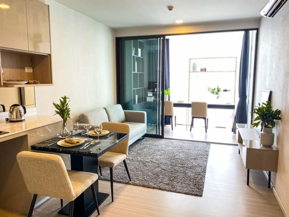 For SaleCondoSukhumvit, Asoke, Thonglor : This price is very hard to find .... sell !!! Quintara Condo Sukhumvit 42 (1 BR Plus)