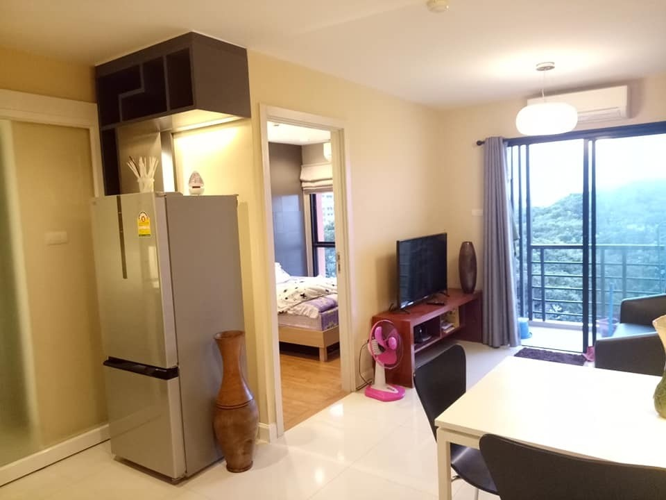 For RentCondoChiang Mai, Chiang Rai : For rent, TheNext2 Condominium 8,000 baht / month, 1 year contract.
