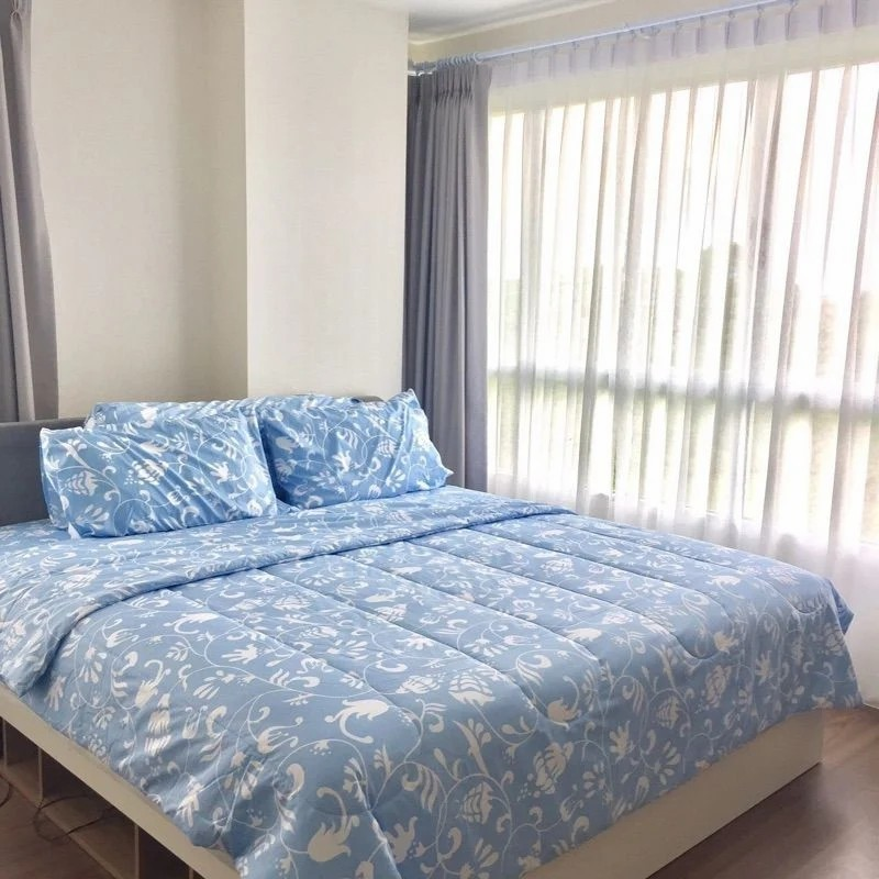For RentCondoChiang Mai, Chiang Rai : For rent: D Condo Nim, next to Central Festival Chiang Mai 20,000 baht / month (including common fee)