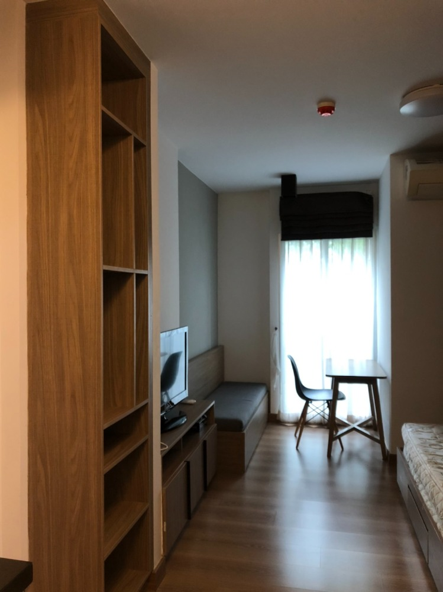 เช่าคอนโดเกษตรศาสตร์ รัชโยธิน : ให้เช่าห้องใหม่ที่ Chapter one Campus Kaset ขนาด Studio 23 ตร.ม. ราคา8500บาทเท่านั้น