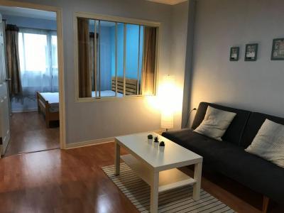 เช่าคอนโดรัชดา ห้วยขวาง : ให้เช่า คอนโด ลุมพินี วิลล์ ศูนย์วัฒนธรรม - รัชดา เหม่งจ๋าย ( For rent Lumpini Ville Cultural Center ) - 1 ห้องนอน 1 ห้องน้ำ 1 ห้องครัว - พื้นที่ 35 ตร.ม อาคาร D2 ชั้น 5 - ตกแต่งพร้อมเข้าอยู่ ค่าเช่า 9,000 บาท