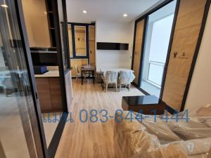 For SaleCondoSapankwai,Jatujak : Sell at a loss! Large 1 bedroom with furniture, 40 sq m, The Line Phahon-Pradipat, corner room, open view, only 5.85 million !!