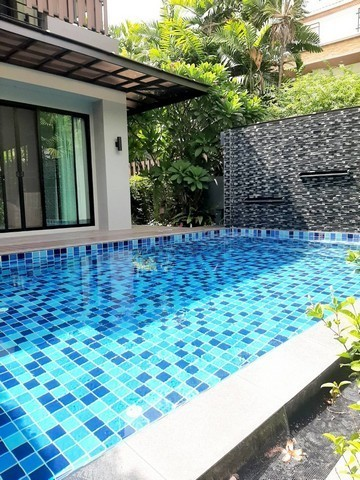 For RentHouseNana, North Nana,Sukhumvit13, Soi Nana : House for rent and sale 2 floors in Sukhumvit area Soi Pridi Banomyong 14 with private swimming pool