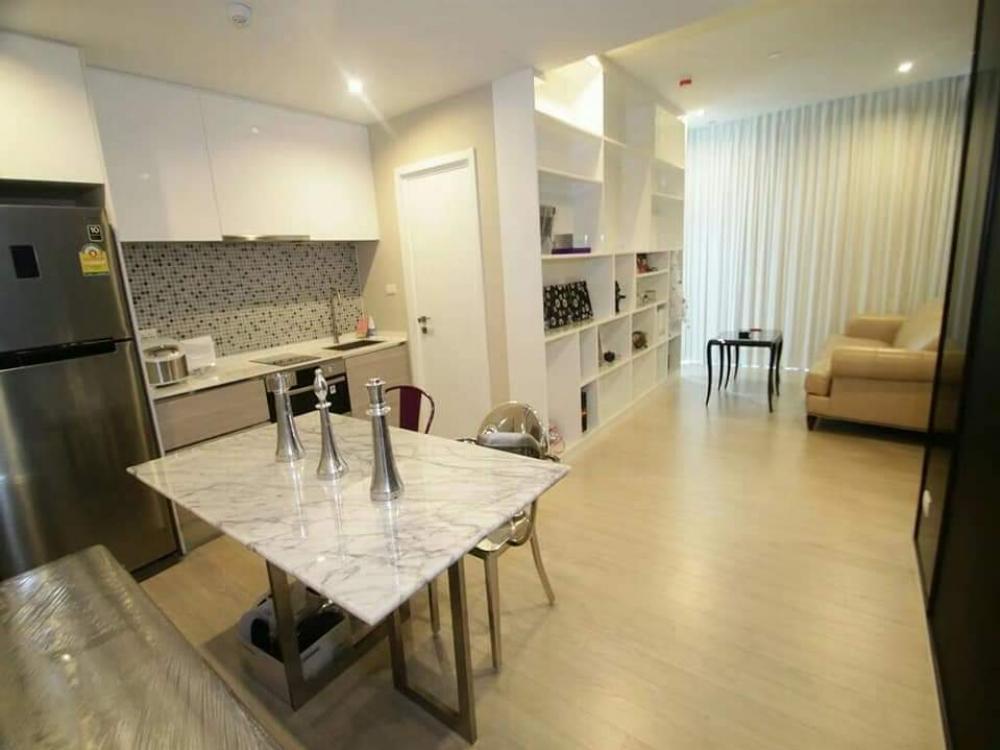 For SaleCondoSukhumvit, Asoke, Thonglor : 💥Sale at a loss ❗ The room Sukhumvit 21 bts Asoke, large room 51 sq m, garden view, SWU, fully furnished, beautiful room