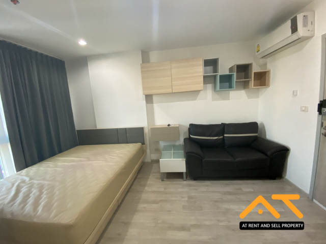 For RentCondoPinklao, Charansanitwong : For Rent - IDEO Charan Interchange - Studio room, not hot, city view