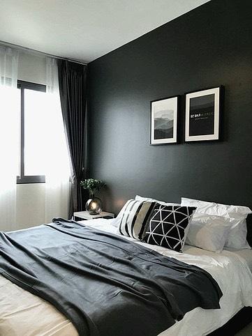For RentCondoChonburi, Pattaya, Bangsa : A1470 For rent Unixx South Pattaya, 1 bed, size 34.5 sq m, Sea view.