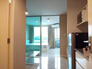 For RentCondoBangna, Lasalle, Bearing : For rent, Swift Condo, near ABAC Bangna, ready to move in.