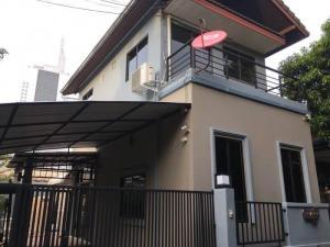 For RentHouseBangbuathong, Sainoi : House for rent, Si Chai Thong Village 3, Soi 16 Unit 25/168