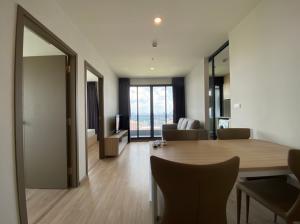 For RentCondoBangna, Lasalle, Bearing : IDEO o2 Unit Detail Size: 46.79 sq.m Type: 2 Bedroom / 1 Bathroom Floor: 27 FL. Tower C Price: 15,500 Baht/Month