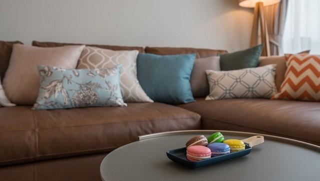 เช่าคอนโดสุขุมวิท อโศก ทองหล่อ : Tela Thonglor Available for rent Fully furnish, Nice room and good view.