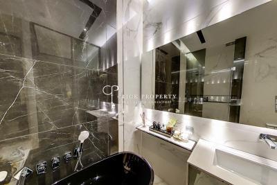 For SaleCondoSukhumvit, Asoke, Thonglor : ✦ HIGH FLOOR - 94.2sqm ✦ Sale The Bangkok Thonglor Thonglor for sale 2beds   walking distance 350 meters to BTS skytrain Thonglor (The Bangkok Thonglor) Ultimate luxury class Sukhumvit condominium