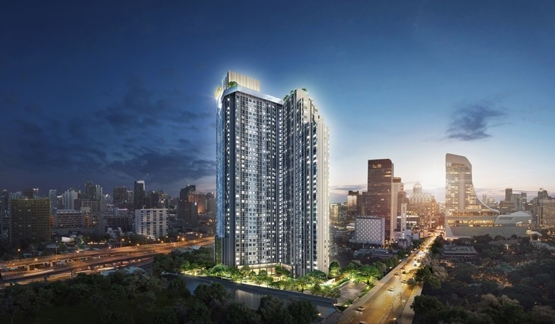 Sale DownCondoWitthayu,Ploenchit  ,Langsuan : ๋๋J-001 Hot Price!!! Life One Wireless -- 1Bed  Bath Special Price for sales !!!